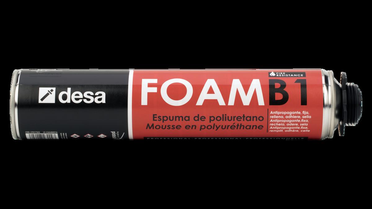Desa foam B1 antipropagante pistolable