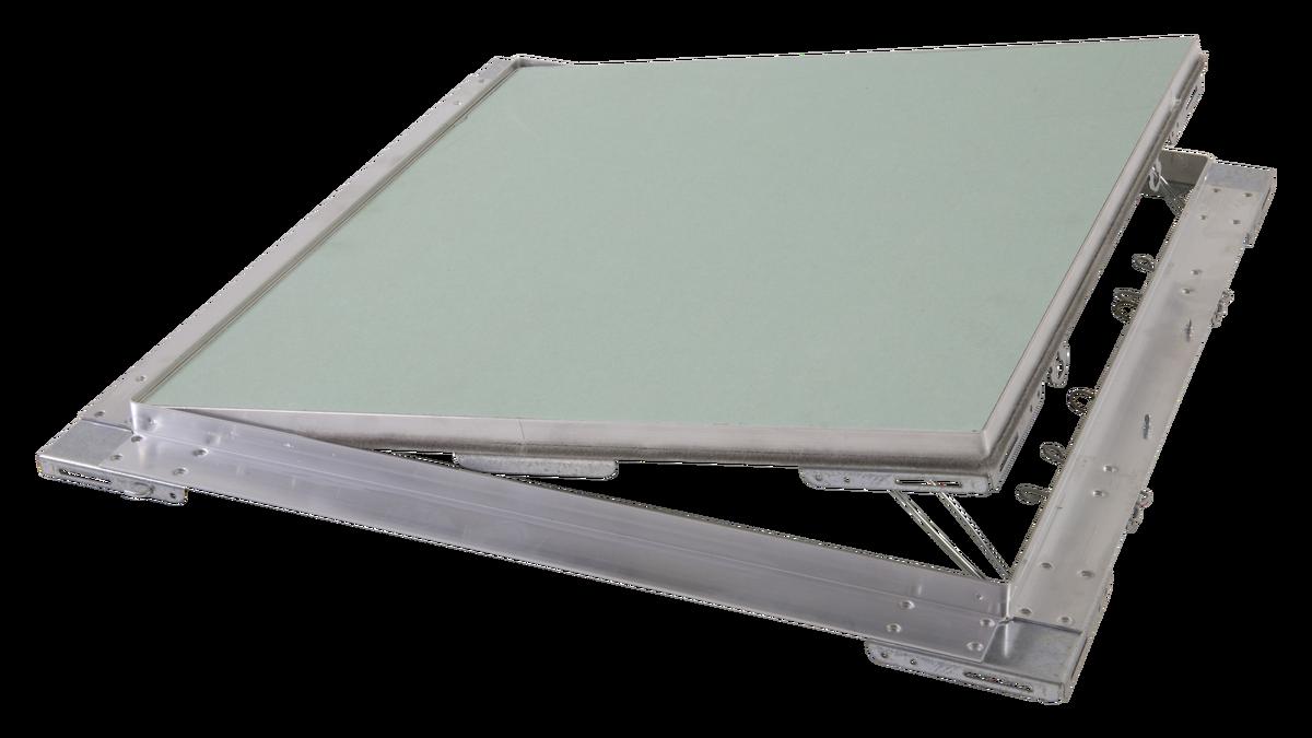 Trampillas registro aluminio 15 premium