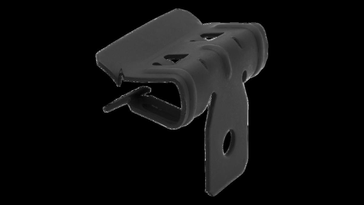 Clip horizontal para varilla lisa Ø4
