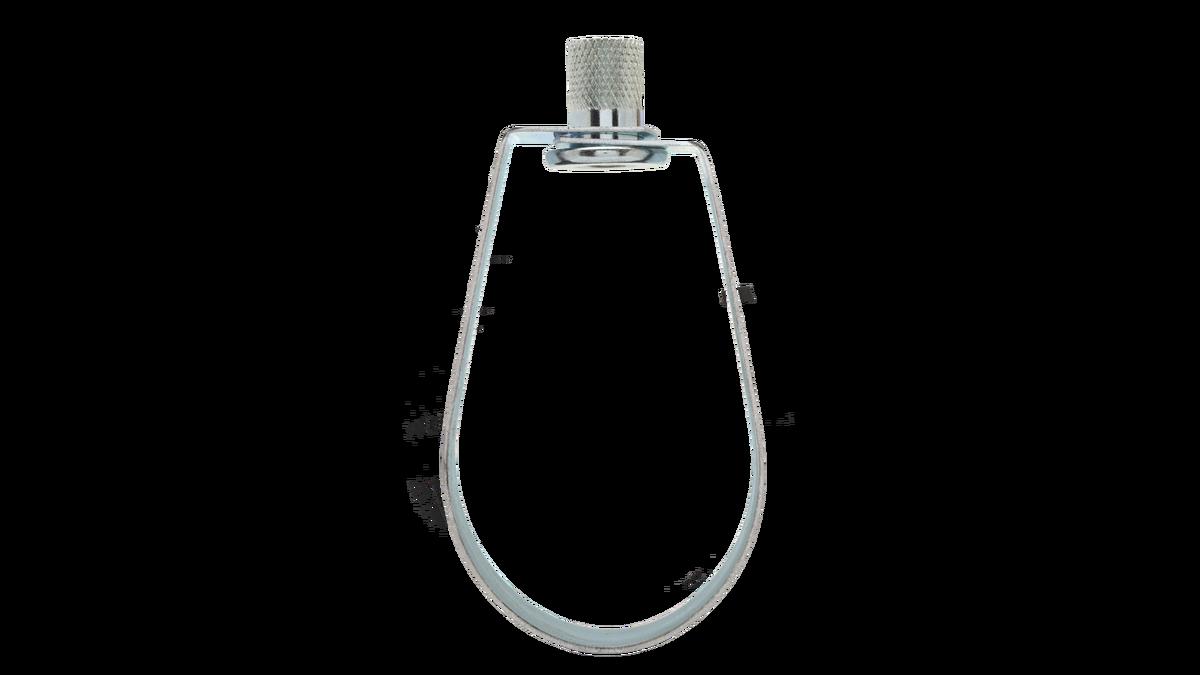Abrazadera colgante M10