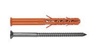 Taco largo MBR-STr inox A4