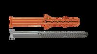 Taco largo MBR-SSr inox A4