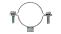 Abrazadera abierta RM8