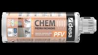 Chem piedra fachadas PFV