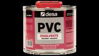 Disolvente para PVC
