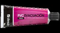 PVC evacuación tubo