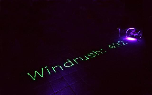 Windrush: 492