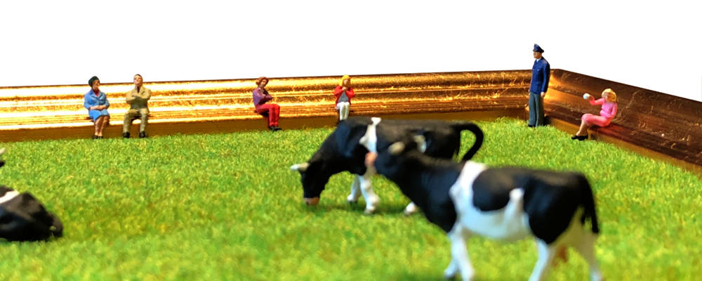 Pasture with Cows | Captain Boomer Collective