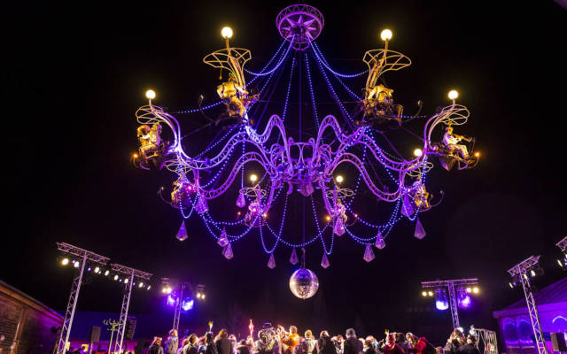 Cristal Palace | Transe Express | Greenwich+Docklands International Festival