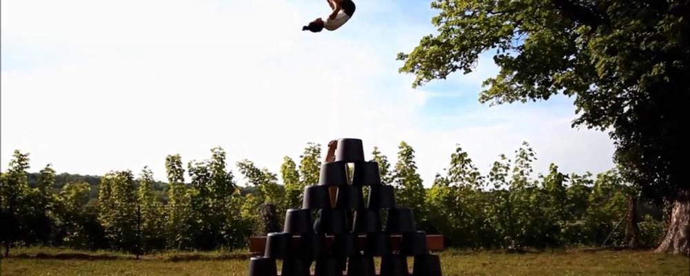 Saut | Collectif BigBinôme | Greenwich+Docklands International Festival