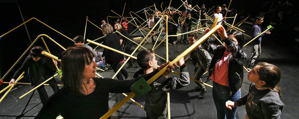 Prospero | Teatro Stalker | Greenwich+Docklands International Festival