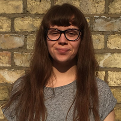 Imogen Cahill | Volunteer Coordinator | Greenwich+Docklands International Festival