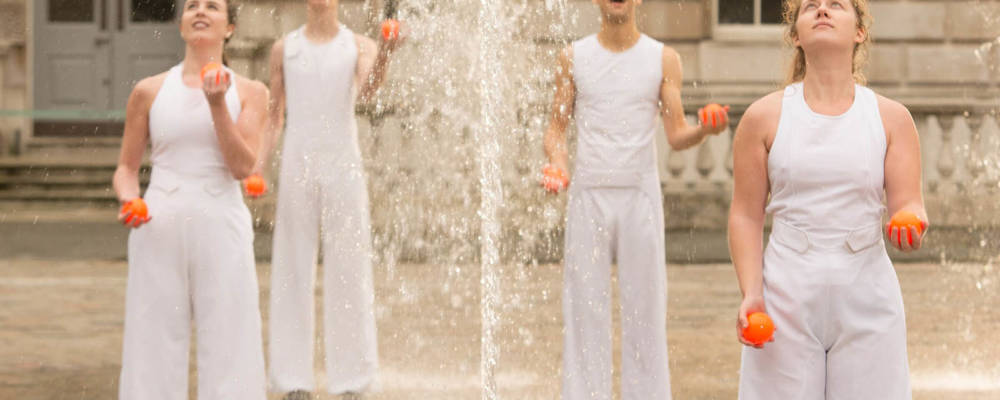 Stack Cats | Gandini Juggling | Greenwich+Docklands International Festival