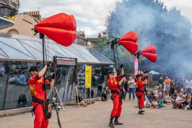 The Lips, Puppets With Guts, GDIF 2021.