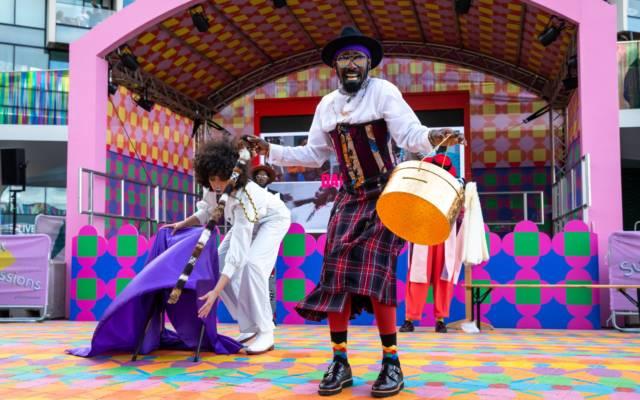 Dandyism, Patrick Ziza Dance, Dance by Design, GDIF 2021.
