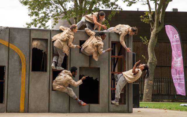 Good Youtes, Walk, Far From The Norm, GDIF 2021.