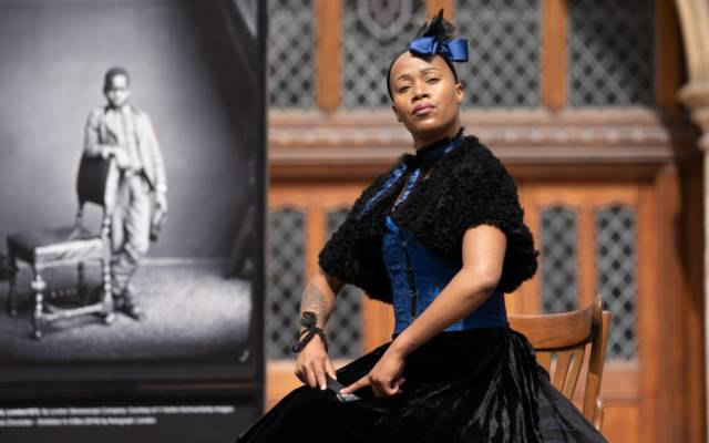 Black Victorians, Jeanefer Jean-Charles, GDIF 2021.