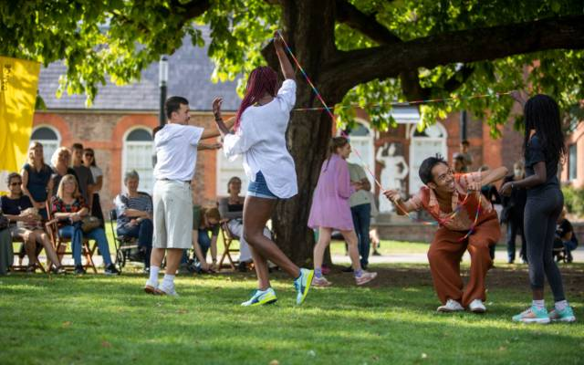 From Greenwich with Love, Greenwich Dance, Healing Together, GDIF 2021.