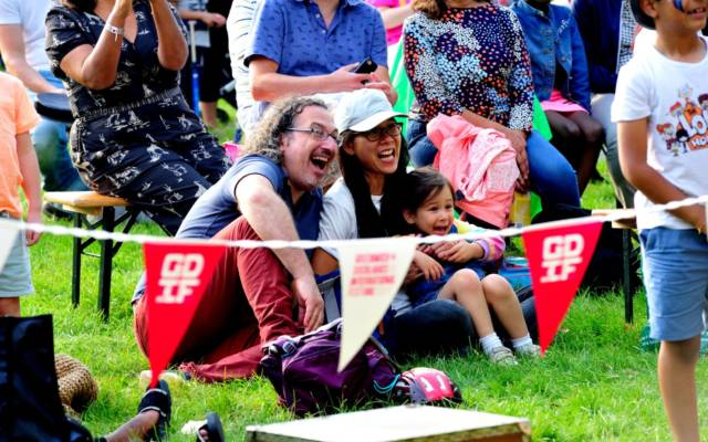 The Rascally Diner, LAStheatre, Healing Together, GDIF 2021.