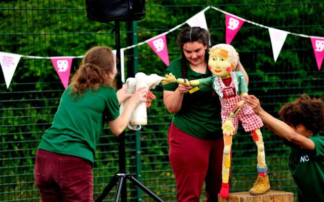 What Happened To You?, Nikki Charlesworth, Healing Together, GDIF 2021.