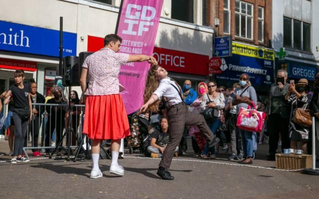 Frock, Stopgap Dance, Healing Together, GDIF 2021.