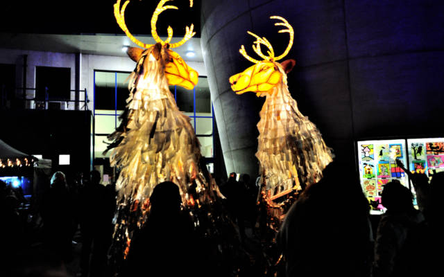 Ghost Caribou, Thingamujig Theatre, Autumn Glow, FESTIVAL.ORG, 2021.
