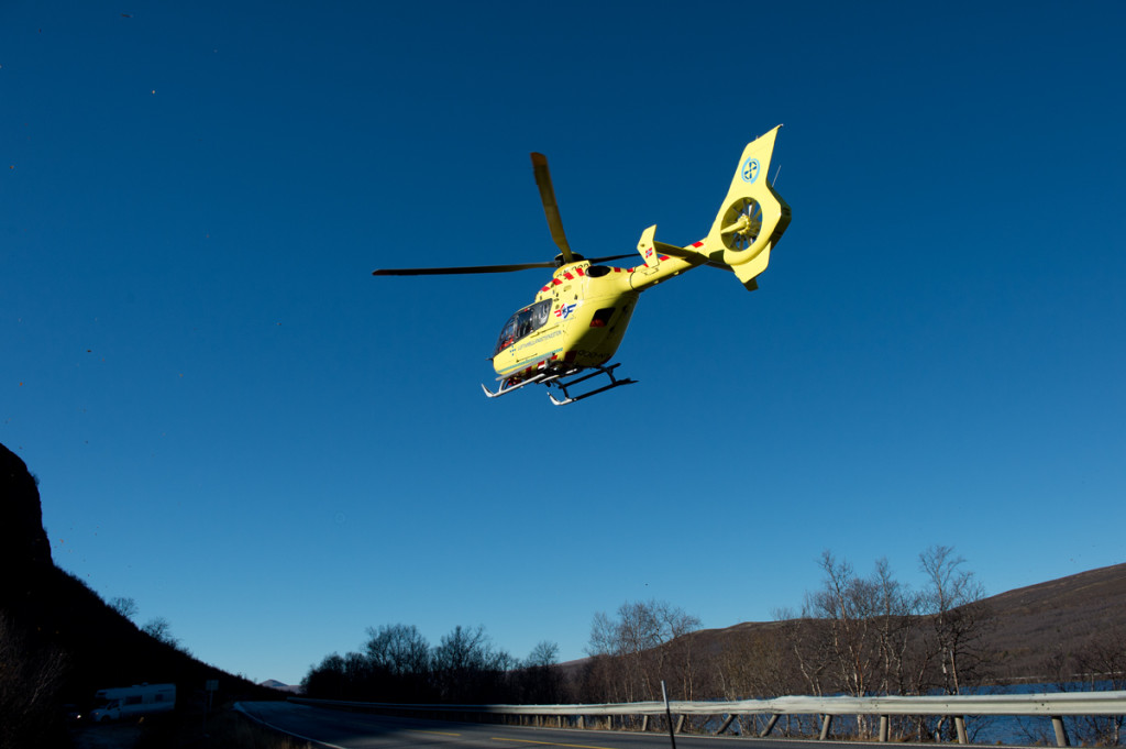 Helikopter ambulanse
