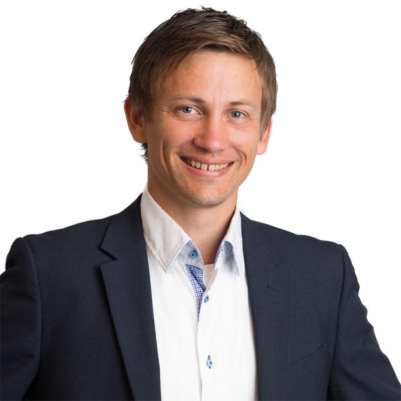 Marius Røed Sveipe - daglig leder