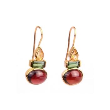 Color Riot Hook Earrings