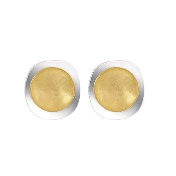 Stark Gold and Silver Studs