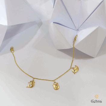 Merry Charm Bracelet