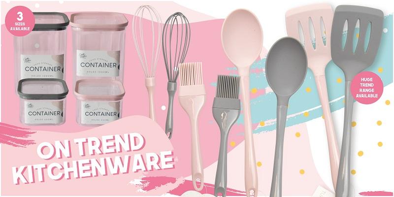 On-trend Kitchenware