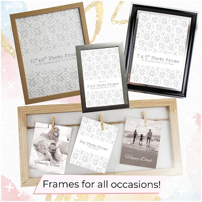 Browse Our Photo Frames