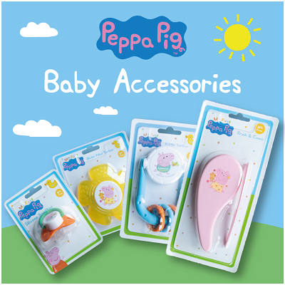 Browse Peppa Pig Baby Accessories