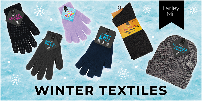 Browse Our Winter Textiles