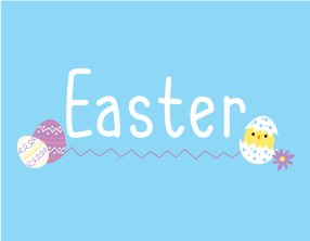 Easter Partyware & Egg Hunt Essentials