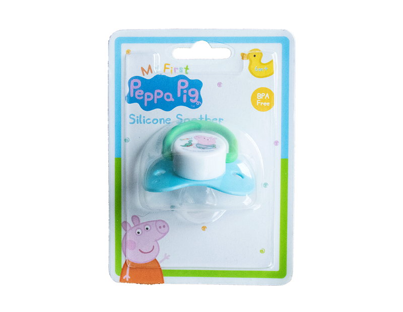 Peppa Pig Silicone Soother