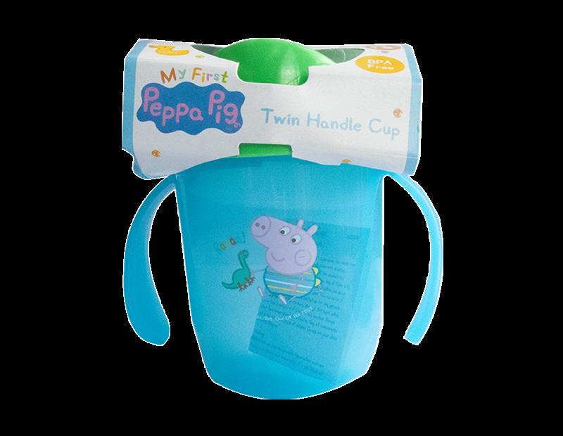 Peppa Pig Twin Handle Cup