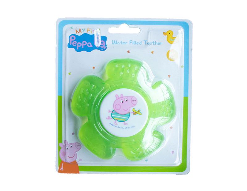 Peppa Pig Water Filled Teether