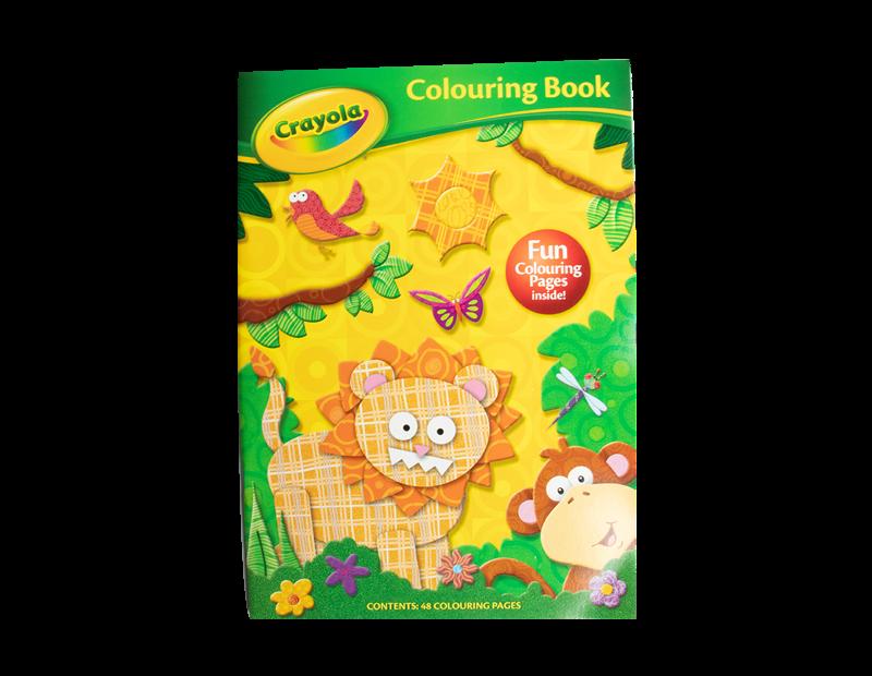 Crayola Colouring Book