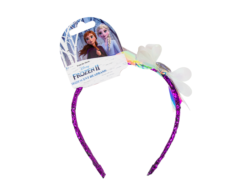 Frozen ll Iridescent Headband