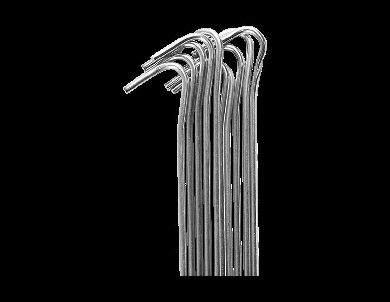 Metal Ground Pegs - 10 Pack