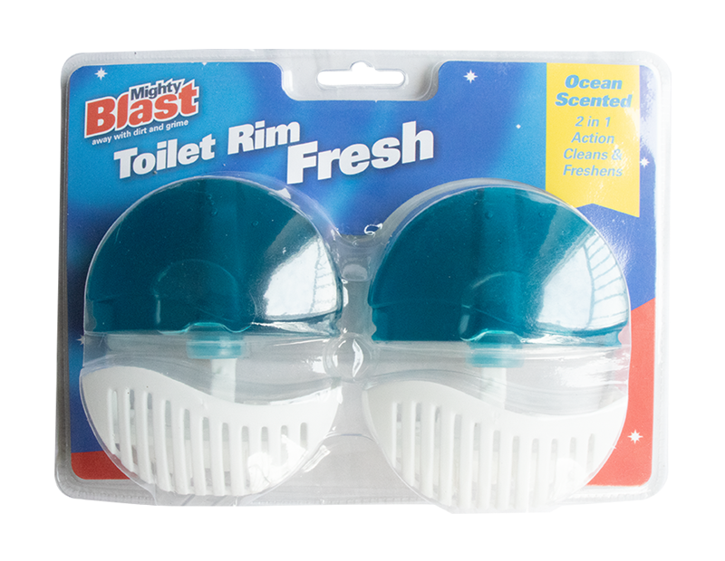 Toilet Rim Fresh - 2 Pack