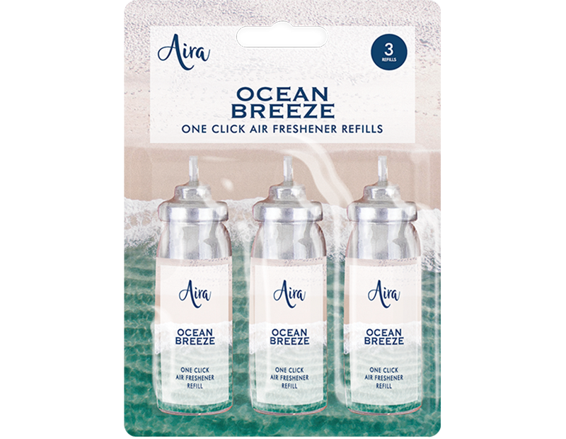 One Click Instant Refills - 3 Pack