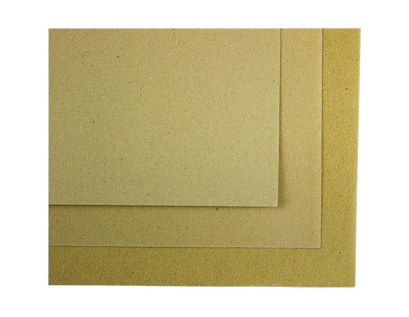Assorted Grit Sandpaper - 12 Sheets