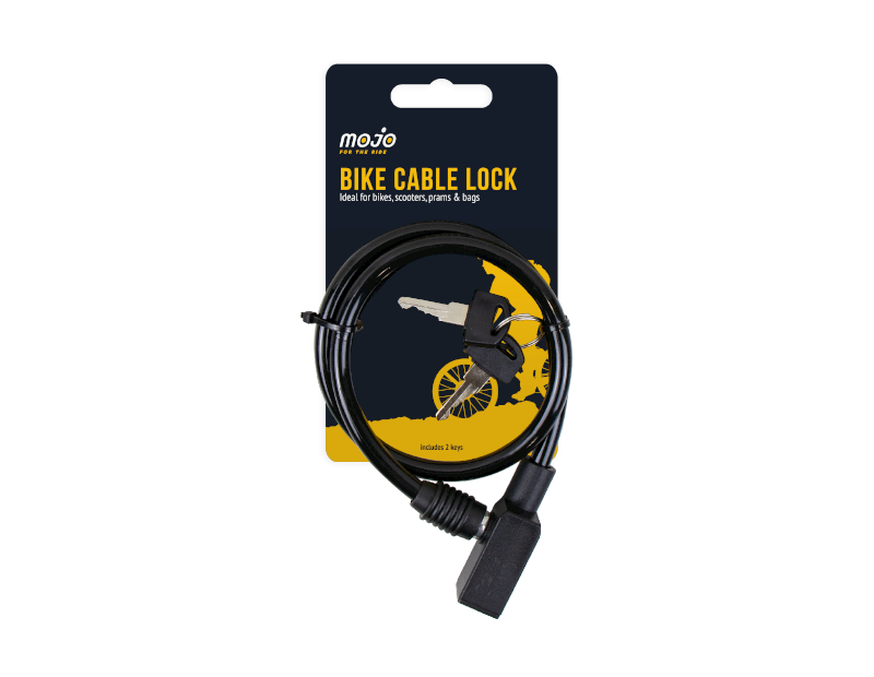 Cable Bike Lock
