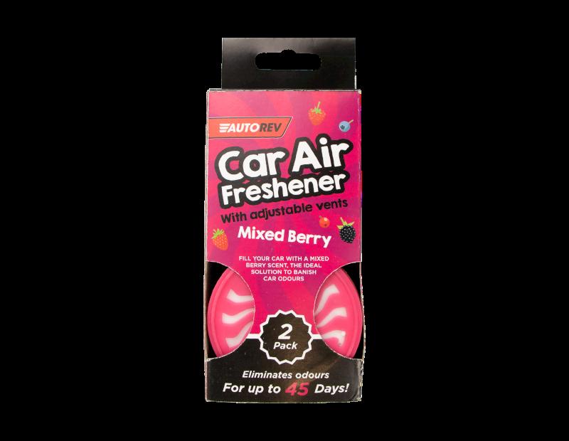 Adjustable Car Air Freshener - 2 Pack