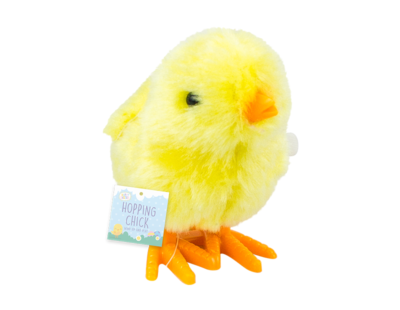 Easter Hopping Character With PDQ