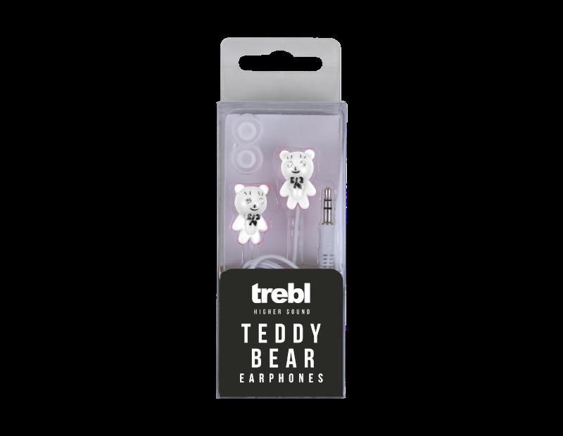 Teddy Bear Earphones