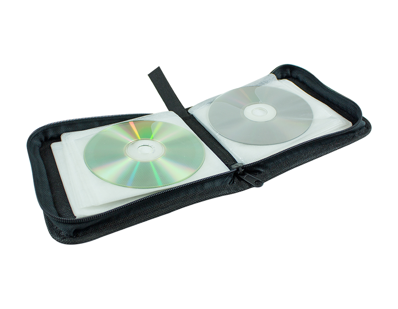 48 Disc CD/DVD Wallet